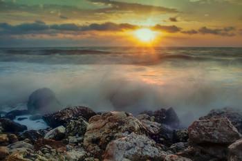 На закате дня / Севастополь