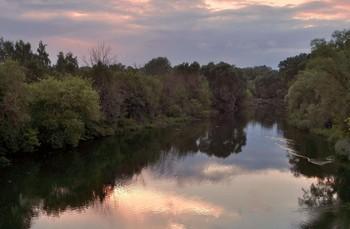 Вечер перед грозой / Вечер перед грозой на Орлике