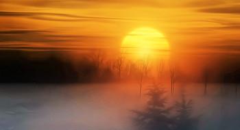 Красно солнышко... / над лесом вставало