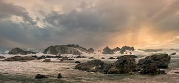 Прогулки в ветреную погоду / Национальный парк Кап де Креус, Коста Брава