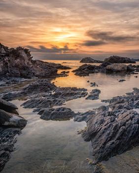 В ранний час / Нвциональный парк Кап де Креус, Коста Брава