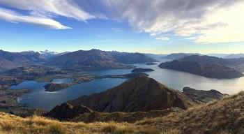 Наедине с природой. / Далёкая,но интересная страна двух больших островов-Н.Зеландия..