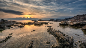 День сменяет ночь / Национальный парк Кап де Креус, Коста Брава