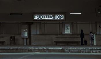 Платформа. Северный вокзал. / б.о.