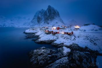 Пробуждение / Лофотенские острова, Норвегия