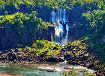 Водопады Игуасу / ***