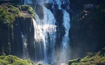 Водопады Игуасу / https://youtu.be/iOoyyNbaO90  Это надо слышать!