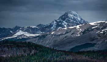 Скалистые горы / Провинция Альберта, Канада