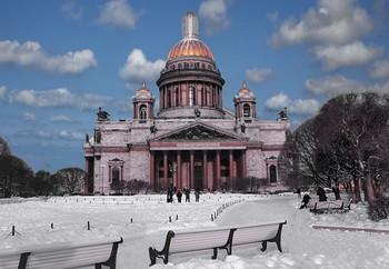 Исаакиевский собор / Зимний Санкт-Петербург