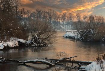 Evning / На реке
