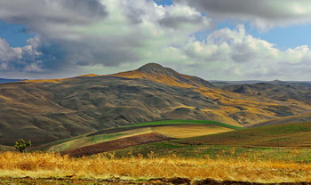 Солнечная долина / Гобустан.Азербайджан.