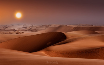 Наедине с пустыней / Берег Скелетов, Намибия