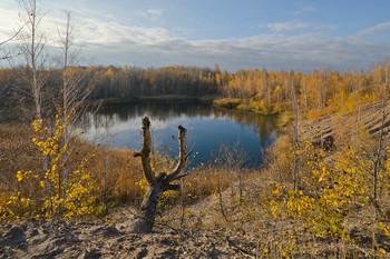 Осенний пейзаж. Кондуки / Россия. Тульская область. Кондуки.