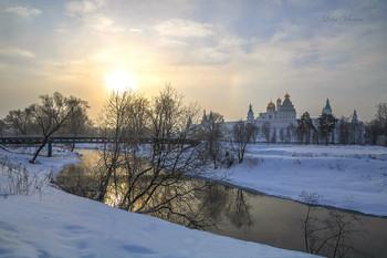 / Ново - Иерусалимский монастырь.