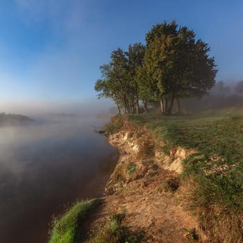 Утро / утро, Березина