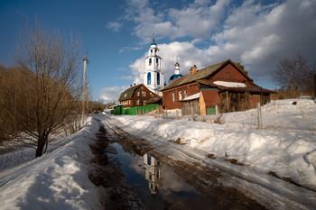 весна в Ильинском / ***