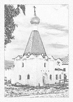 Церковь Евфимия Великого / КИРИЛЛОВ