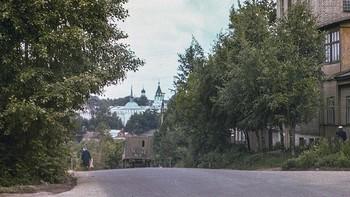 Город / АЛЕКСАНДРОВ. Скан слайда (1980 г)