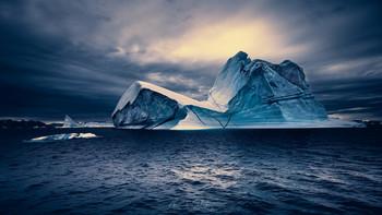 Ледовая Одиссея / У берегов Гренландии