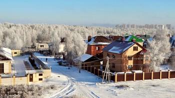 Вспоминая предновогодние зимние красоты / Вспоминая предновогодние зимние красоты