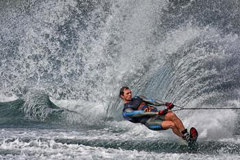 / Waterski Slalom