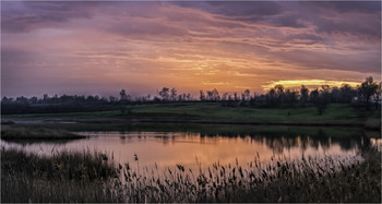 Лебедине озеро... / 03.05.2021.