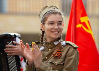 КАТЮША / День Победы