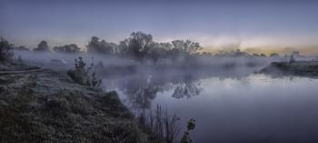 Миколині тумани... / 16.05.2021. село Бірки, Чернігівщина