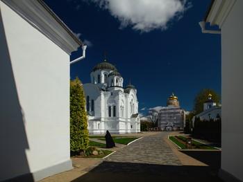 Спасо-Евфросиниевский монастырь / Беларусь. Витебская область. Полоцк.