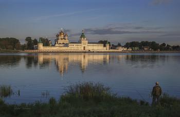 Ипатьевский монастырь. / Кострома
