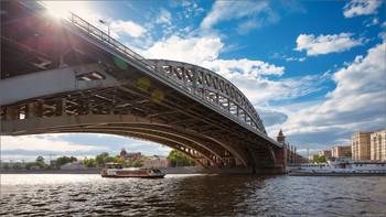 Новоандреевский мост... / ***