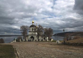 Церковь Константина и Елены. / Свияжск.