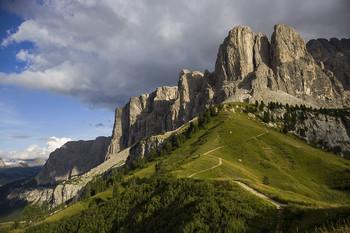 Тропа к вершинам / Италия