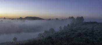 Миколині тумани... / 09.05.2021, село Бірки, Чернігівщина.