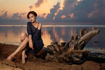 Приятный вечер / Вечерняя фотопрогулка на заливе