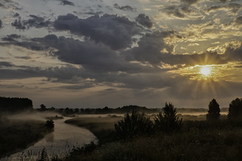 Любимая локация / 25.07.2021. річка Остер, Миколині тумани, село Бірки.