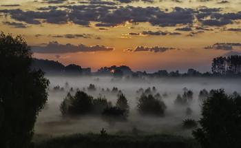 Миколині тумани / 11.07.2021. річка Остер, село Бірки.