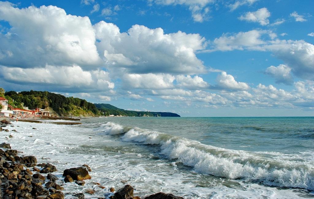 ласковое море туапсе фото для
