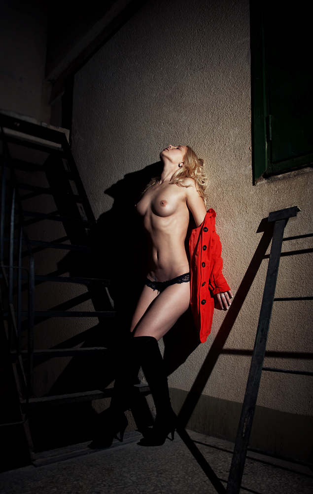Постановка света в эротической фотографии секс
