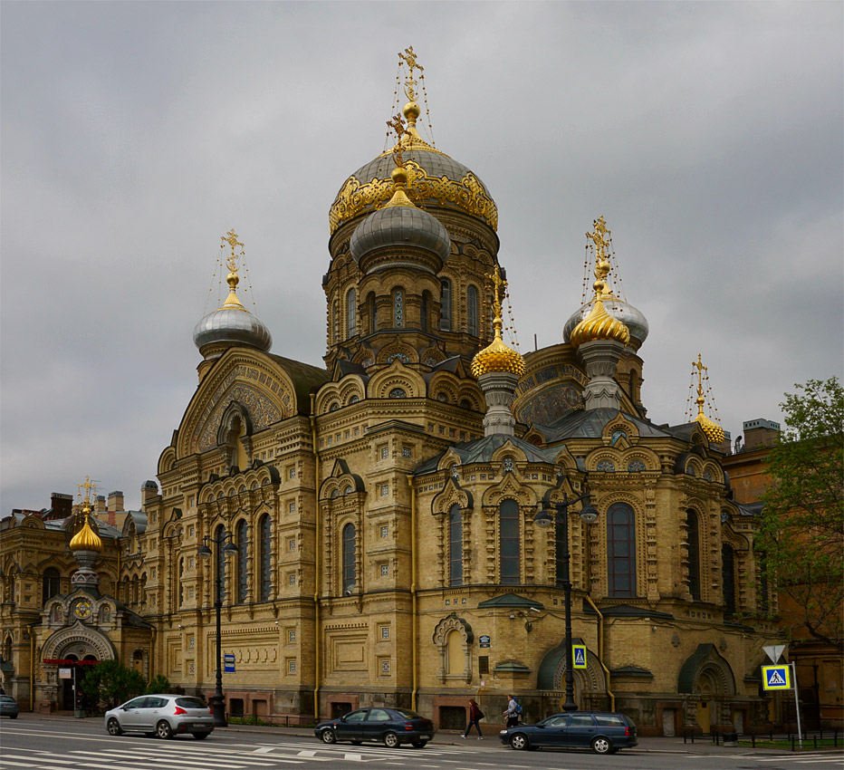некоторых церкви петербурга фото с названиями при жизни имел