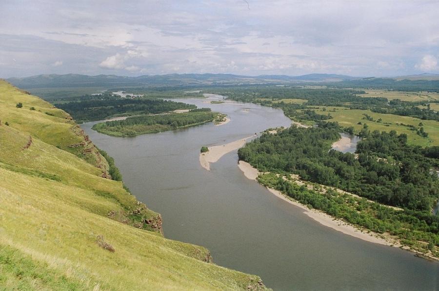 Река туба красноярский край рыбалка