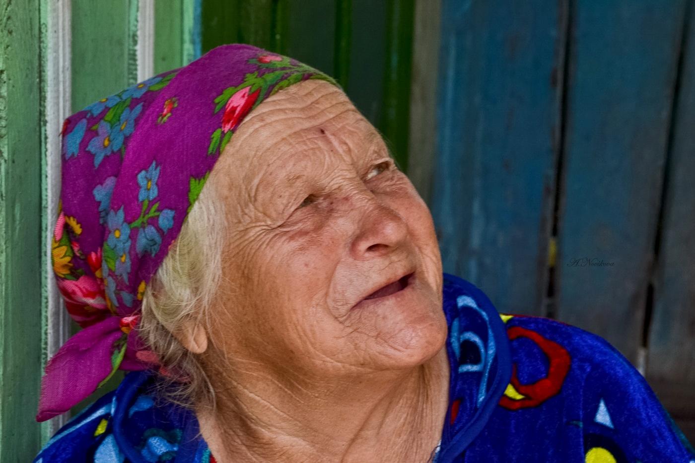 Картинка со старушками
