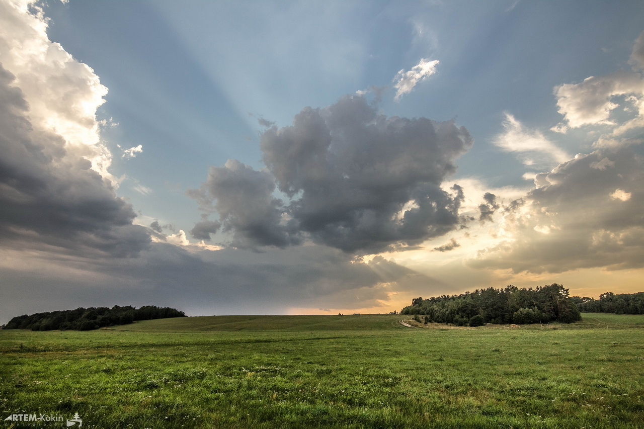 всех фото облака перед дождем обсудить