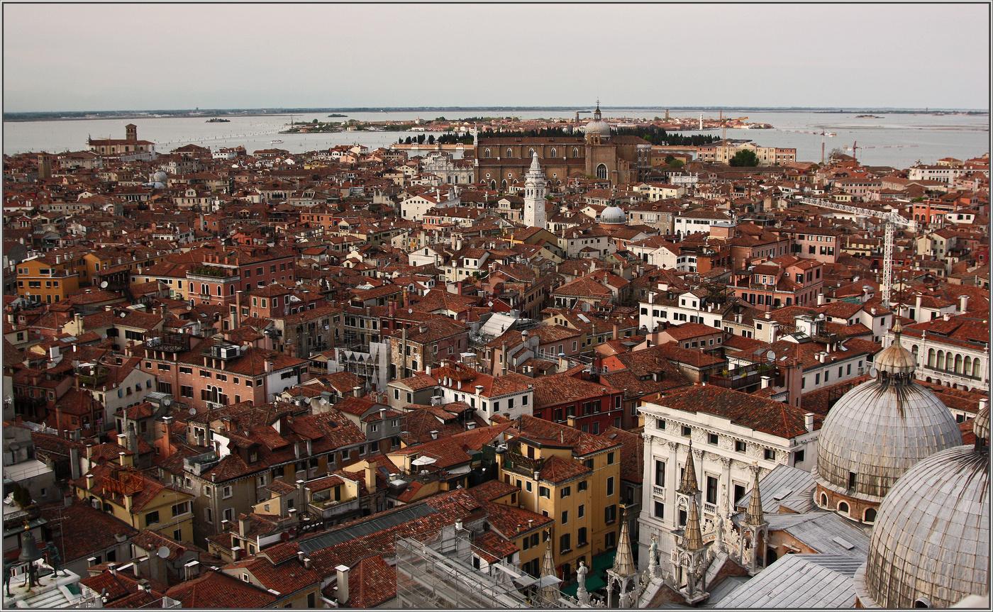 Венеция фото сверху