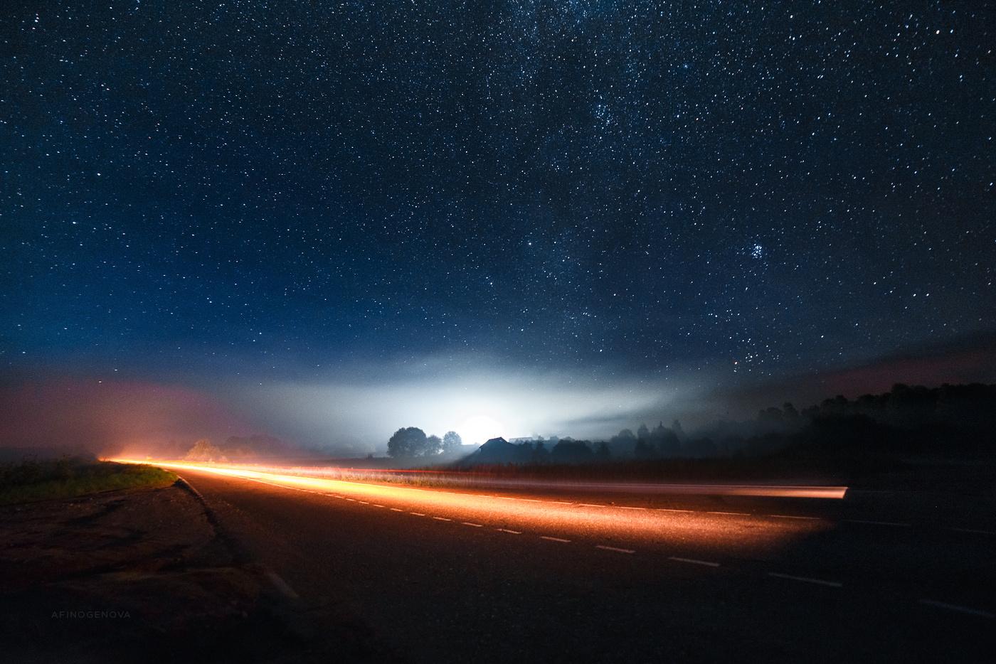 братья дорога и звездное небо фото лицо организации уникальный