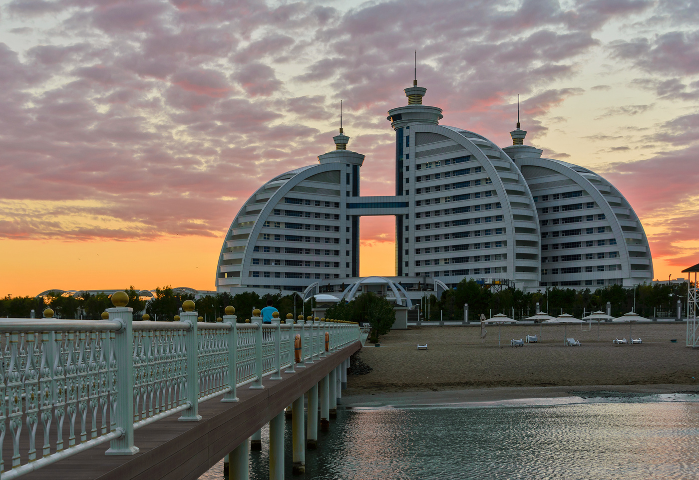 Отель цигун бэйдайхэ фото