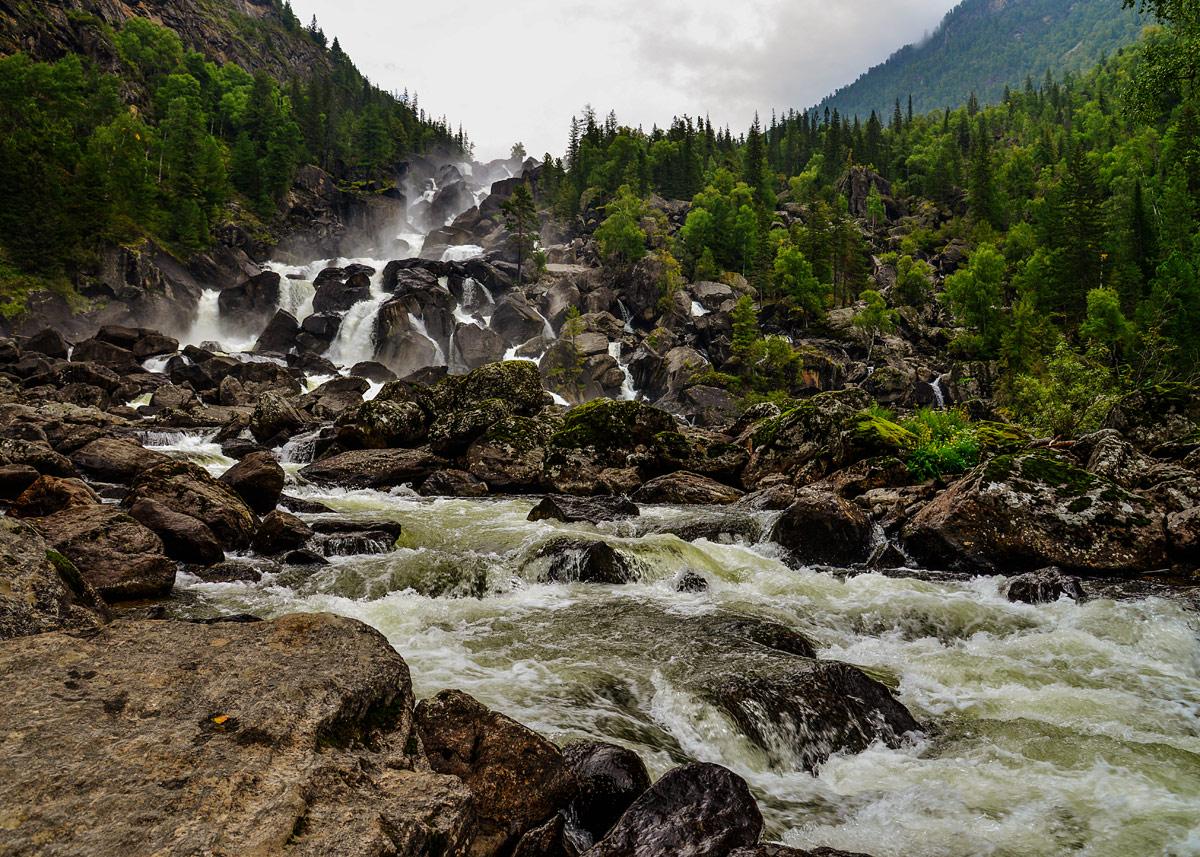 воротник форма водопады алтая фото с описанием нашей