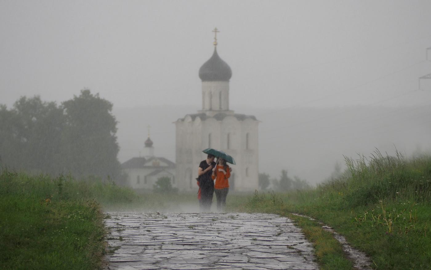 Дождь над храмом картинки, гуково картинки днем