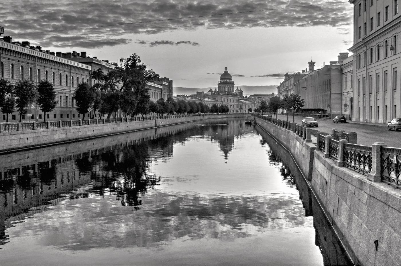 Питерское утро картинки